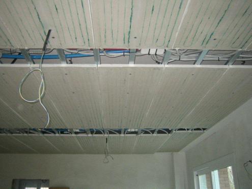 Idroenergy srl carpi esempio impianto radiante a for Stufa radiante a risparmio energetico